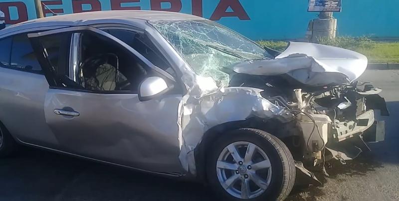 Doble choque en Av. Gabriel Leyva deja como saldo 6 lesionados