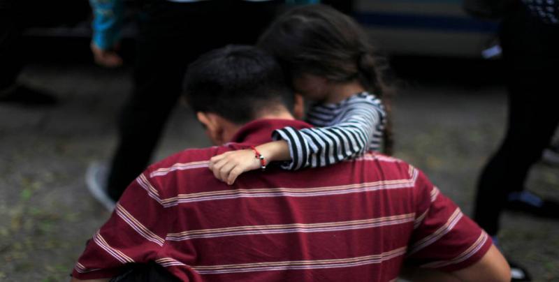 Más de 2.100 menores han sido deportados a El Salvador desde EEUU y México