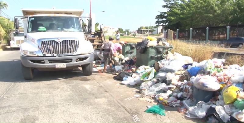 Municipio podría comprar 10 camiones recolectores de basura