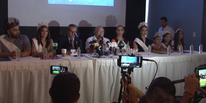 Abren convocatorias para el Carnaval Mazatlán 2019
