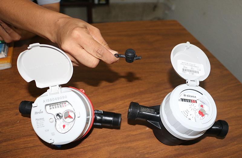 Continuará JUMAPAM con programa de sustitución de medidores de agua potable
