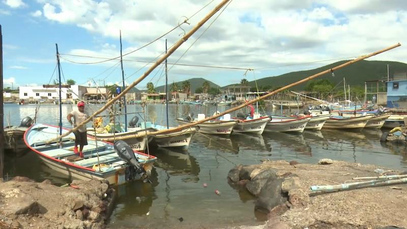 Urgen pescadores apoyos de motores marinos