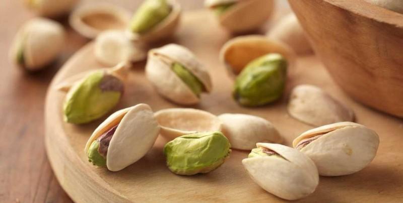 Comer pistaches podría reducir tu nivel de estrés