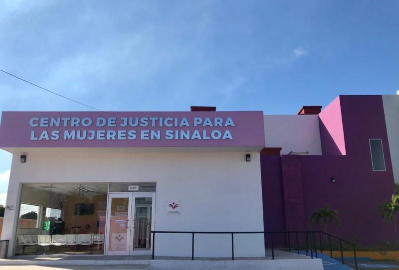 Cumple un año en funciones el Centro de Justicia para las Mujeres del Estado de Sinaloa
