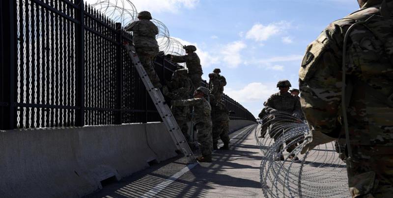 El Pentágono despoja de su nombre a su misión en la frontera con México