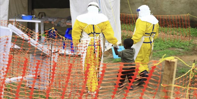 """Director de la OMS: """"Estamos lejos del fin de la epidemia de ébola en RDC"""""""