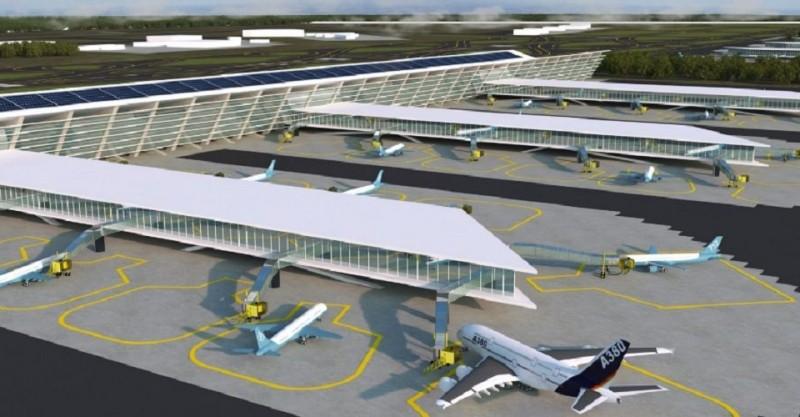 López Obrador dice que aeropuerto de Santa Lucía estará listo en tres años