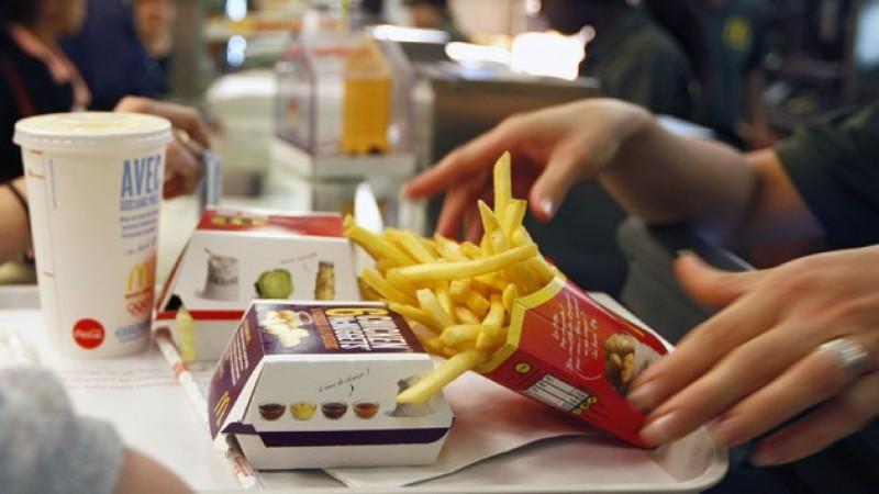 Encuentran 'fragmentos de dientes' en una orden de McDonald's