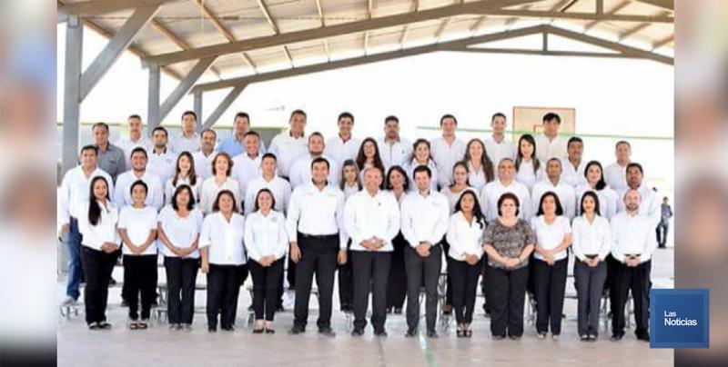 En Etchojoa, el Distrito de Riego firma convenio con la Universidad Tecnológica de Etchojoa