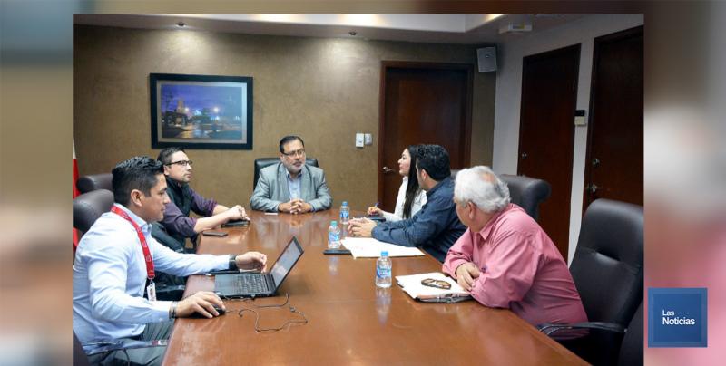 Sostiene Alcalde reunión con empresarios, abrirán tiendas Ley en Cajeme
