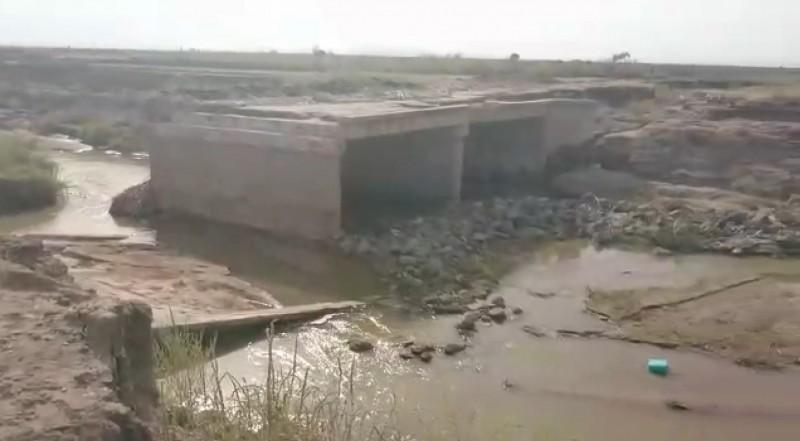 Productores lamentan lentitud en reparación de la red hidroagrícola