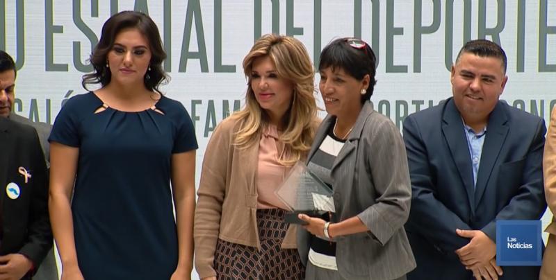 En Sonora entregaron el Premio Estatal del Deporte 2018