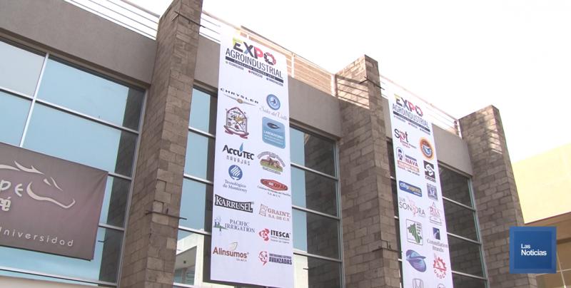 Sigue la Expo Agroindustrial y Alimentaria en Ciudad Obregón