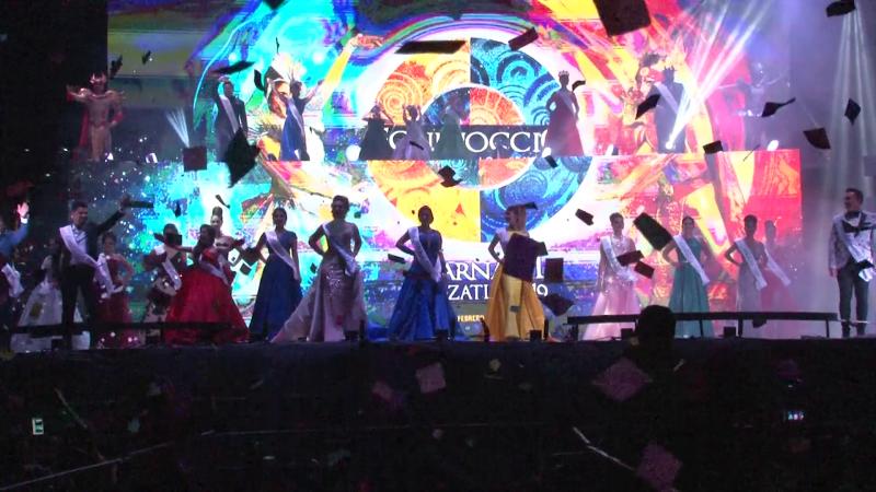 El Carnaval De Mazatlan 2019 Equinoccio El Renacer De Los Sentidos