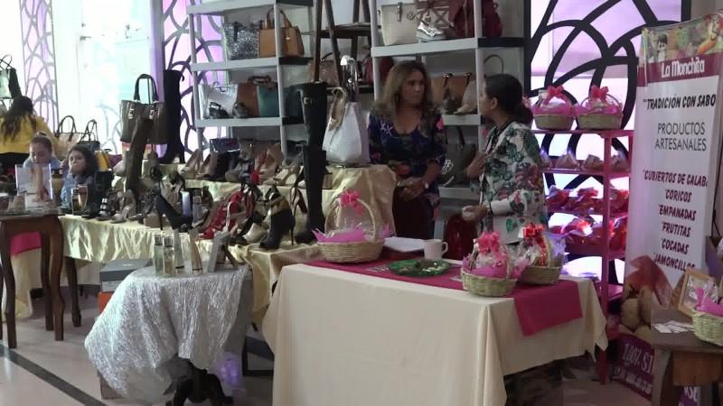 """""""Damas trabajando por Mazatlán"""" realizan bazar en apoyo a instituciones"""