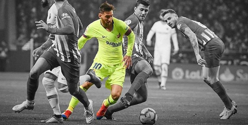 El baile hipnótico de Mateo Messi que se viralizó en la Web