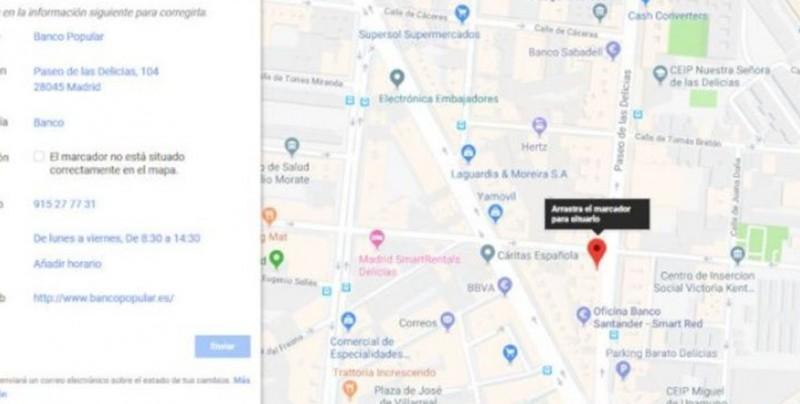 La nueva forma de robar es a través de Google Maps