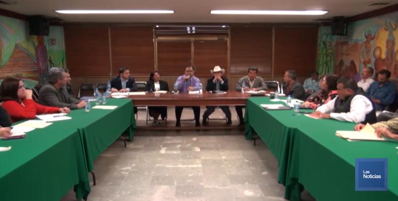 Consolidan Asociación de Alcaldes del Sur de Sonora