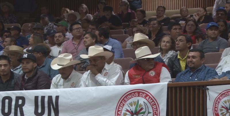 Critican priístas a diputados de MORENA por tratar de eliminar las cuotas ejidales