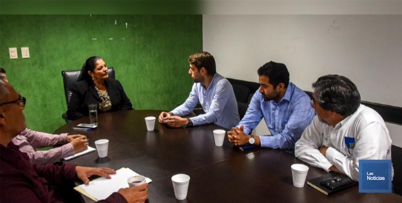 En Navojoa, presentan proyecto con empresa española