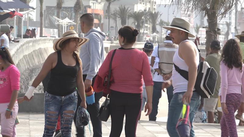 Hoteles llenos con turistas que vienen a Maratón