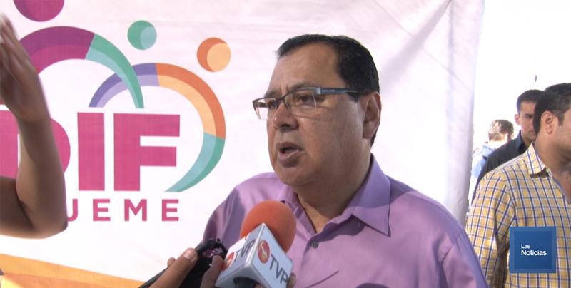 Visitará Alcalde de Cajeme a AMLO por cambio de Gobierno Federal