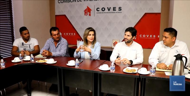 Fortalecerán programa de vivienda en Sonora
