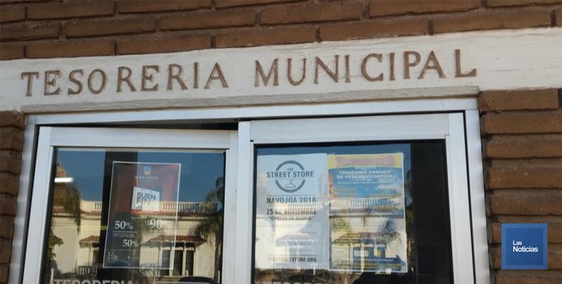 En Navojoa, roban en Tesorería Municipal