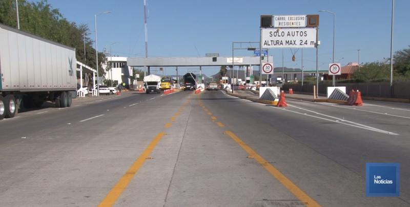 Transportistas del Valle del Yaqui también piden desaparición de caseta de cobro de Esperanza
