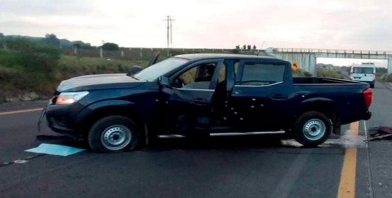 Enfrentamiento en autopista Puebla-Orizaba deja al menos 5 muertos