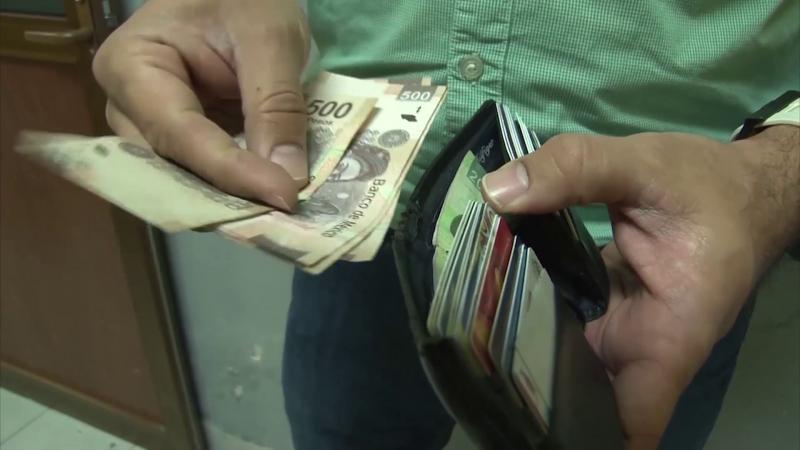 Alertan por billetes falsos y robos por temporada decembrina