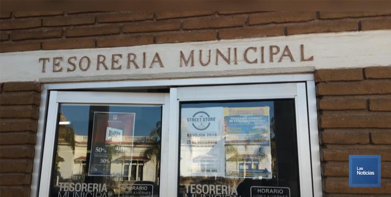 En Navojoa, envían caso de robo de tesorería a Ministerio Público