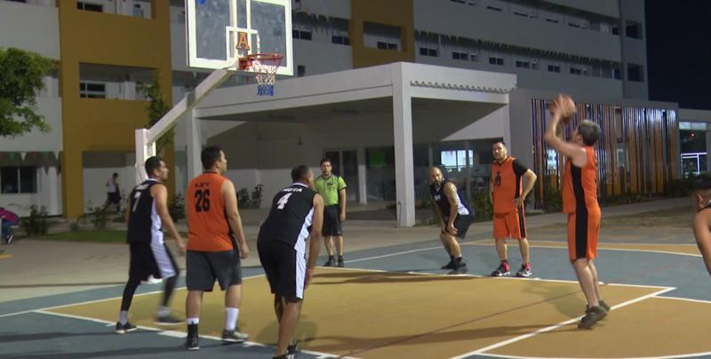 Lista la final de basquetbol de Grupo Alerta