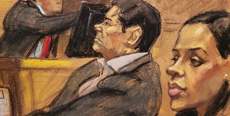 """Testigo detalla reuniones con """"El Chapo"""" y envíos millonarios de cocaína"""