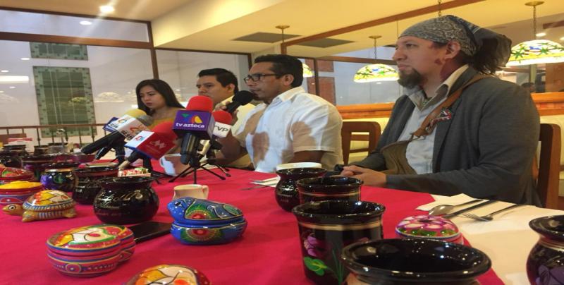 Llegan 200 artesanos a Sinaloa a mostrar sus tradiciones