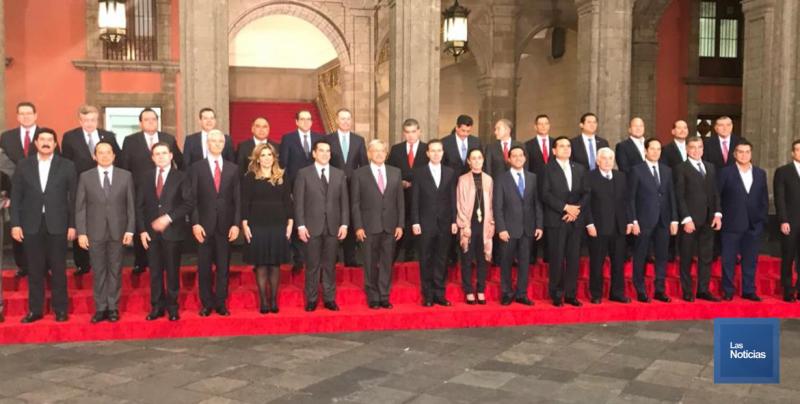 La Gobernadora Claudia Pavlovich desahogó agenda en México