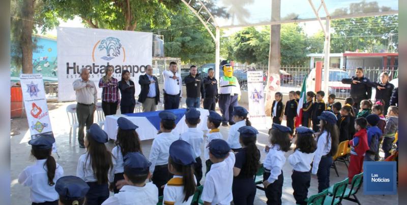 En Huatabampo, llevan cursos a Jardines de niños