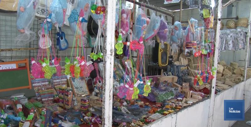 En Cajeme, puestos navideños listos para los ciudadanos