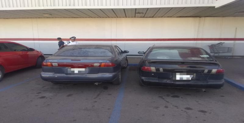 Levanta 11 actas por estacionarse en espacios azules