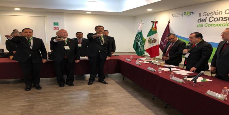 Juan Eulogio Guerra Liera asume la Presidencia de CUMex