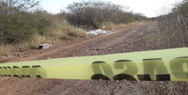 Ubican a una persona sin vida al sur del sector Barrancos