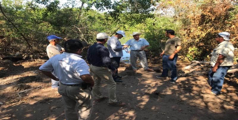 Piden pescadores del sur de Sinaloa canal de llamada para la  Laguna Los Cerritos