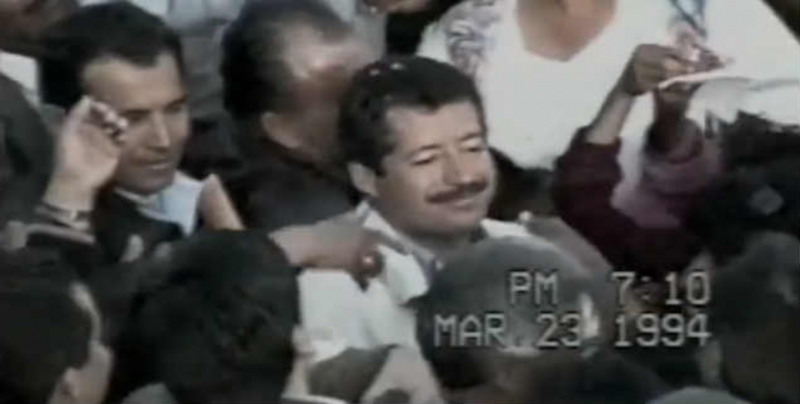 Se libera video completo de la muerte de Colosio