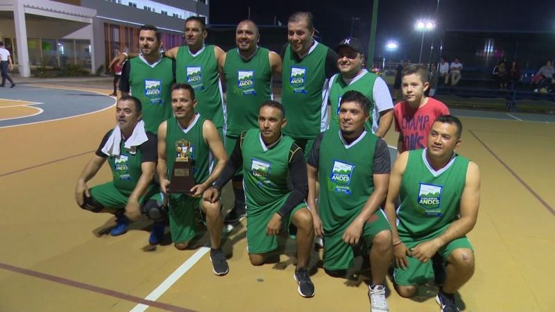 Colegio Andes Campeón del Torneo de Grupo Alerta