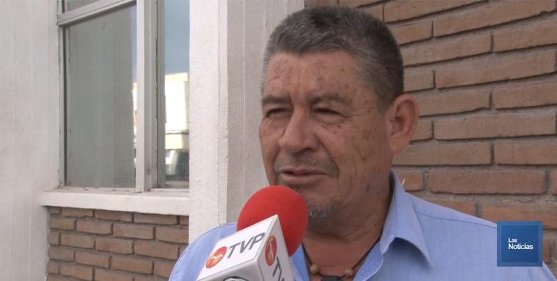 En Navojoa, renuncia Prospero Valenzuela Muñer