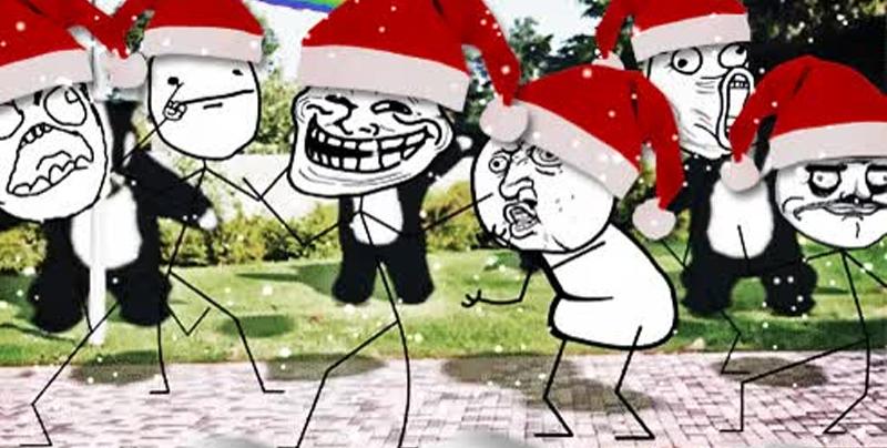 Los mejores memes navideños