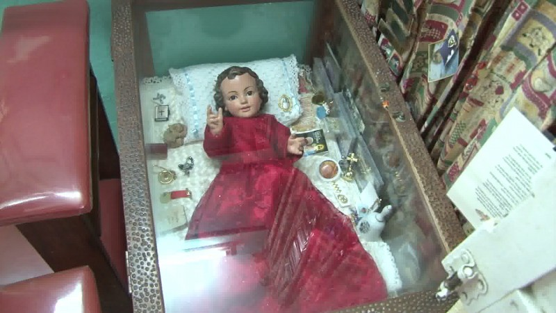 Milagroso Niño Jesús de Fraccionamiento Gaviotas en Mazatlán