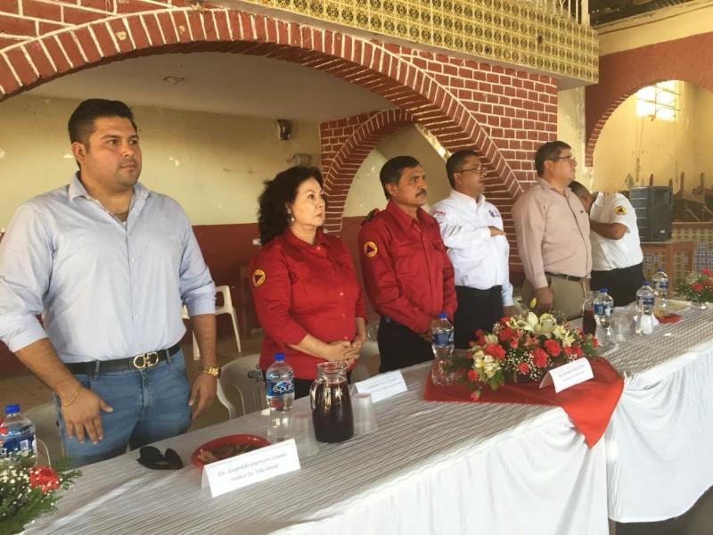Instalan Delegación Cobras en Villa Unión