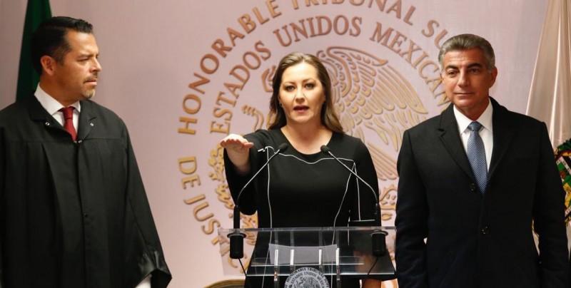 Muere gobernadora de Puebla en accidente aéreo