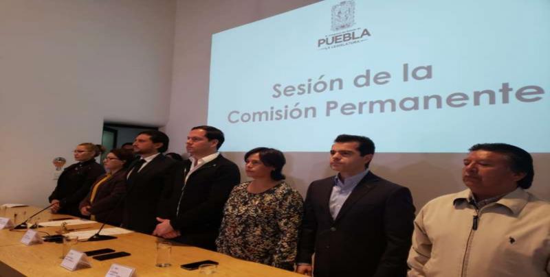 Congreso de Puebla inicia trabajos para designar a Gobernador interino